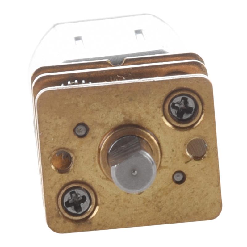3-6V-DC-kurzer-Welle-Drehmoment-Getriebemotor-F1H4-OE Indexbild 5