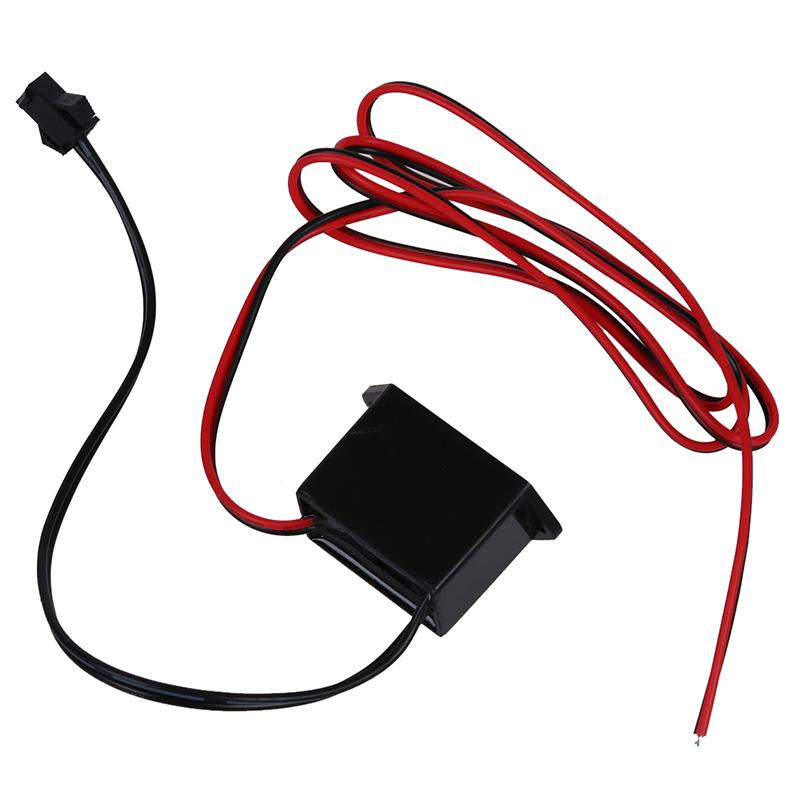 LED Flexible EL Wire Neon Glow Tube Lamp Light 12V, 1M White W8K4 | eBay