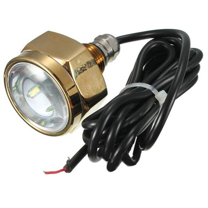 IP68-9-LED-27W-Unterwasser-Beleuchtung-Schiff-Rennboot-Wasserdicht-Licht-Z4L9