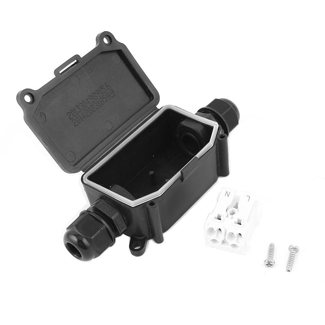 Ip65 Waterproof Outdoor 2 Way Pg9 Gland Electrical