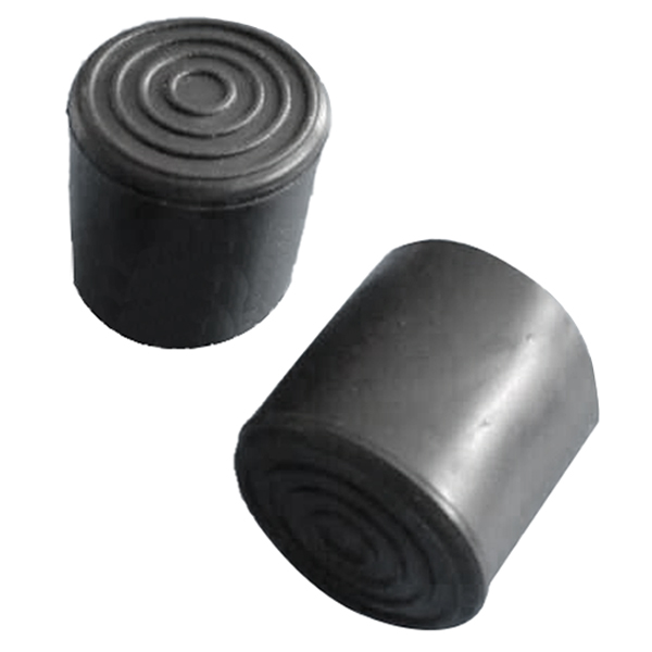 Rubber Furniture Crutch Feet Stool Chair Leg Tip Pad 4pcs