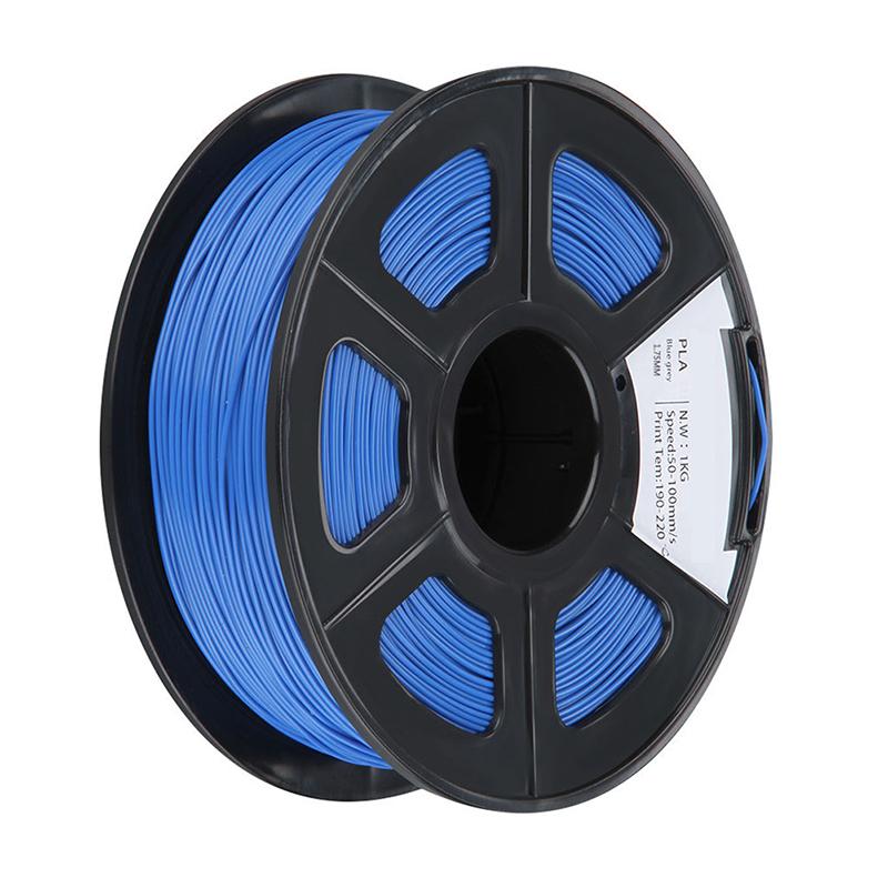 5X(PLA 1KG 1.75mm Repraper 3D Printer Filament Bundle for Reprap Mendel INK B U)