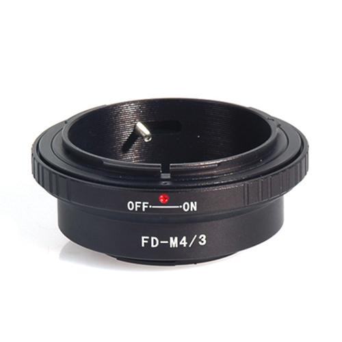 FD lens to G1 GH1 GF1 E-P1 mFT mini 4/3 adapter E2D5