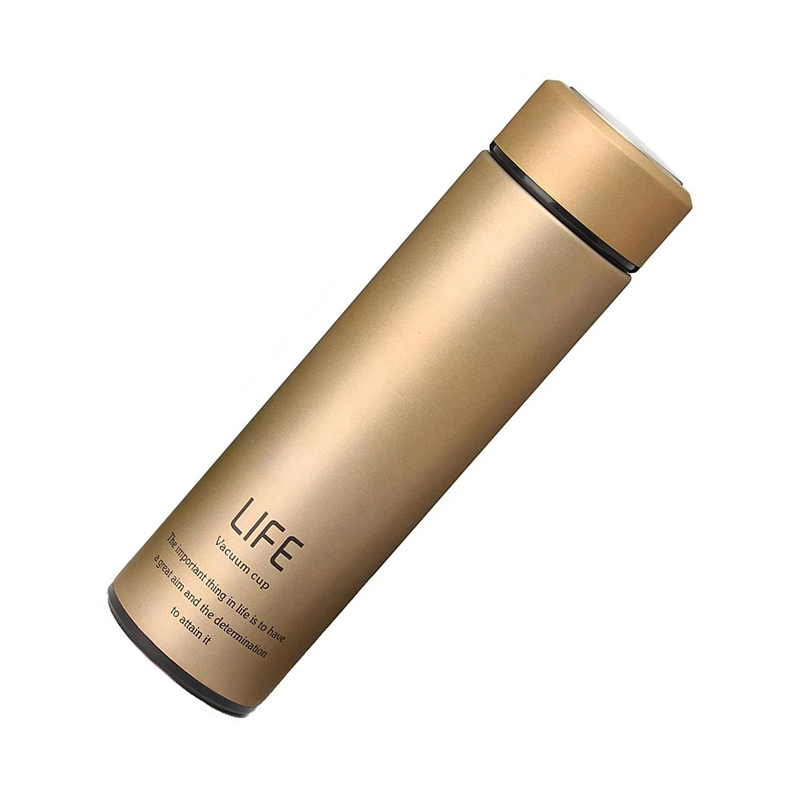Acier-inoxydable-Vacuum-Bouteille-Mug-Coupe-Cafe-Thermos-Travel-Isole-Recipie-71 miniature 12