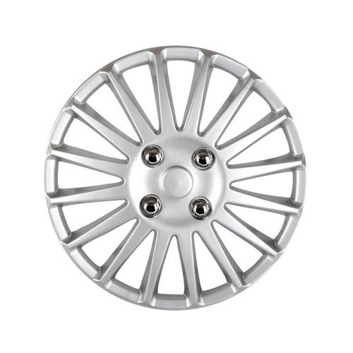 5X-1-pcs-15-034-Car-Wheel-Trims-Hub-Caps-Plastic-Covers-Universal-Matte-silver-G-U