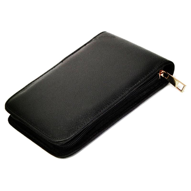 Pen-Case-Schoolbag-Pen-Pencil-Case-Leather-Case-For-12-Pen-K20-A8D9