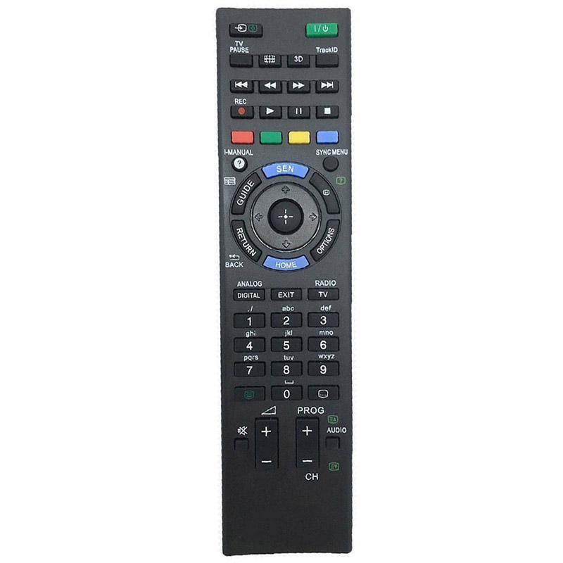 new remote control rm ed047 for sony bravia tv kdl 40hx750 kdl rh ebay co uk sony tv remote control codes sony bravia 32 remote control codes