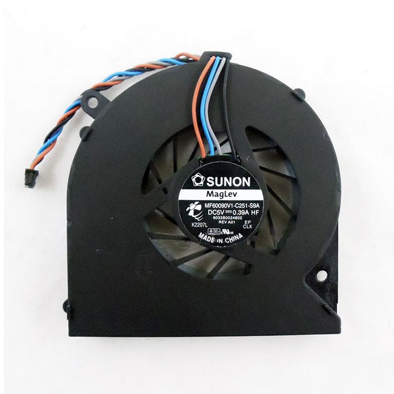CPU-Fan-For-HP-Pavilion-DV4-4000-External-Video-Card-MF60090V1-C251-S9A-4PI-U5M3
