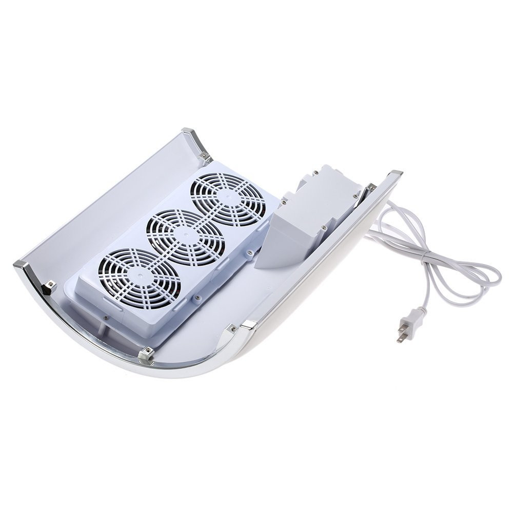 Powerful Nail Dust Suction Collector with 3 Fan Vacuum Cleaner ...