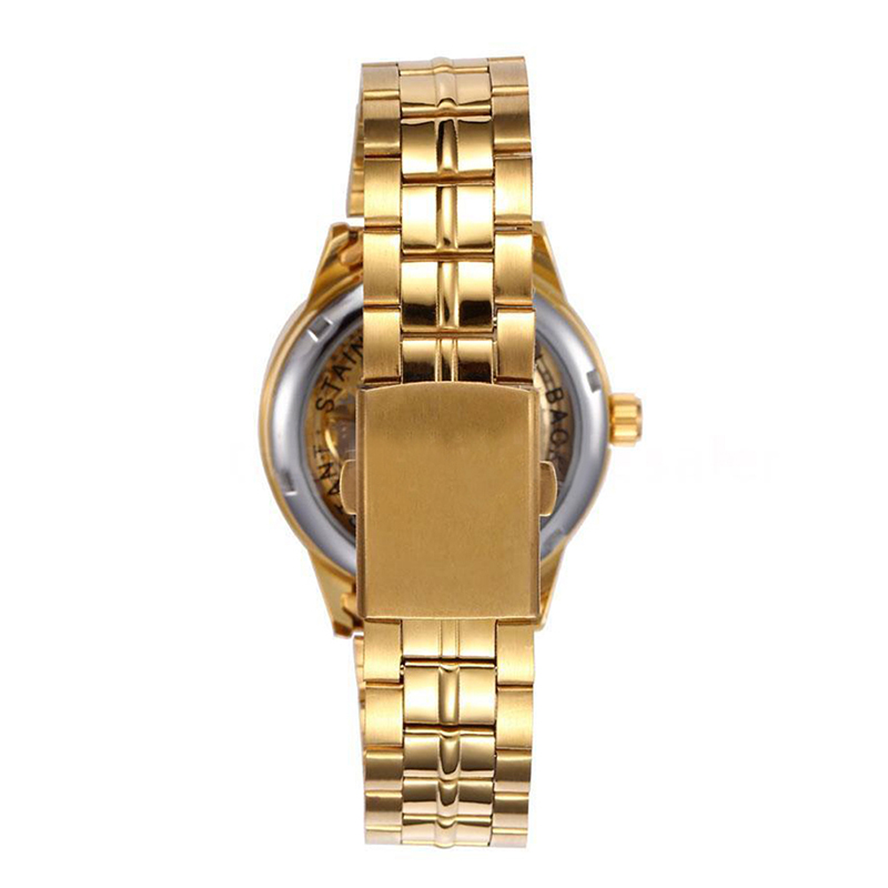 ShenHua-Gold-Steel-Men-039-s-Luxury-Skeleton-Automatic-Mechanical-Sport-Watch-D6I4