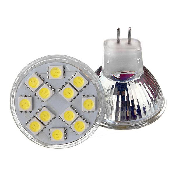 3pcs-MR11-12-SMD-5050-LED-Light-AC-amp-DC-12V-Pure-White-I5X5