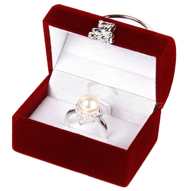 boite a bijoux presentoir pour bague boucles d 39 oreilles coffret organisateu g3s8 ebay. Black Bedroom Furniture Sets. Home Design Ideas