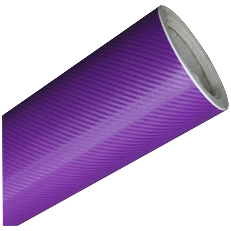 3D-Auto-Folie-Aufkleber-Aufkleber-Kohlenstoff-Folie-Vinyl-selbstklebendes-r-T8N2 Indexbild 12